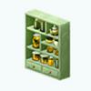 ProvenceHarvestSpin - Olive Oil Shelves