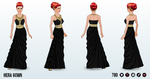OlympianOpulenceSpin - Hera Gown