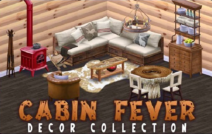 Cabin Fever Decor Collection