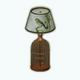 IndoorPicnicSpin - Free Bird Lamp