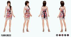 TheVault - Flora Dress