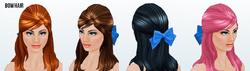 UnderseaSpin - Bow Hair