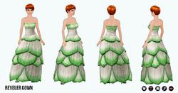 Venice - Reveler Gown