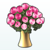 ValentinesDayDecor - Pink Roses