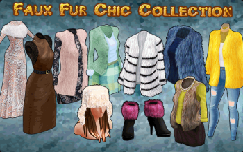 BannerCollection - FauxFurChic