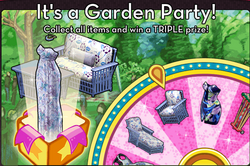 BannerSpinner - GardenParty