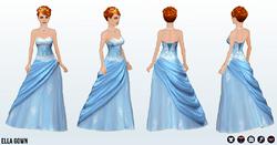 Princess - Ella Gown