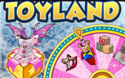 BannerSpinner - Toyland
