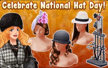 BannerCrafting - NationalHatDay