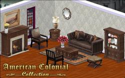 BannerDecor - AmericanColonial
