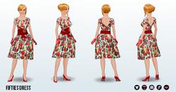 Historical - Fifties Dress