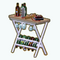 DeckTheHallsDecor - Holiday Wine Bar