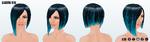 ExtraLife - Gaming Wig