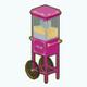 SummerMovieNightSpin - Retro Popcorn Machine