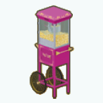 SummerMovieNightSpin - Retro Popcorn Machine