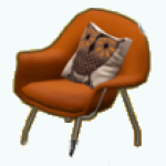 SwinginSixties - Owl Chair