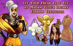 Tutus Freaky Fashion Festivities