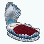 UnderseaSpin - Shell Bed