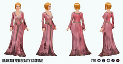 ZombieFairyTales - Reawakened Beauty Costume
