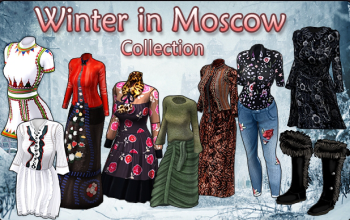 BannerCollection - WinterInMoscow
