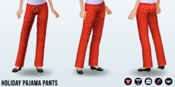 HolidayParty - Holiday Pajama Pants