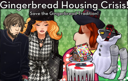 BannerCrafting - Gingerbread