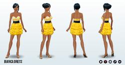 Venice - Bianca Dress