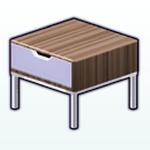 UrbanLoftDecor - Loft End Table