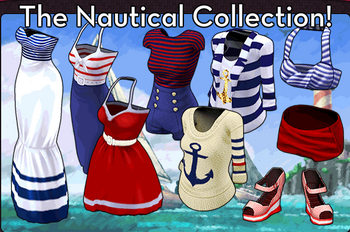 BannerCollection - Nautical