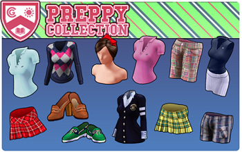 BannerCollection - Preppy