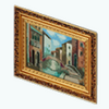 VeniceHotelDecor - Venice Canal Painting