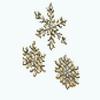 WinterFairyTaleDecor - Wall Decor Snowflakes