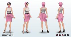 SilverScreen - Bridget Dress