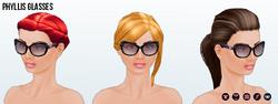 CafeRaffle - Phyllis Glasses