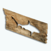 SurfsUp - Wooden Shark Cutout