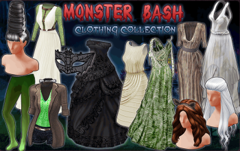 BannerCollection - MonsterBashClothing