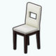 CookingCompetition - Modern Square Dining Chair