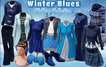 BannerCollection - WinterBlues