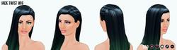 JadeFiligree - Jade Twist Wig