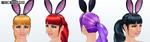 MaskedMagician - Magic Rabbit Ears