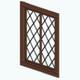 ShakespeareFestival - Hathaway Cottage Window
