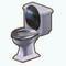 BillionaireBathroomDecor - Dazzling Toilet