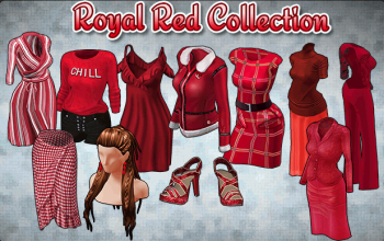 BannerCollection - RoyalRed