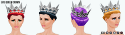 EvilQueenSpin - Evil Queen Crown
