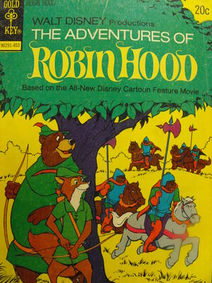 robin hood movie disney