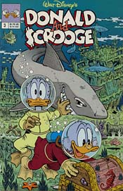 Us donald and scrooge