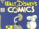 Walt Disney's Comics and Stories 522