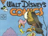 Walt Disney's Comics and Stories 520