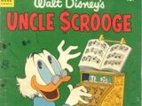 Uncle Scrooge (Dell)