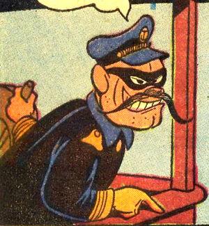 Dc blackheart beagle USGtD 1957